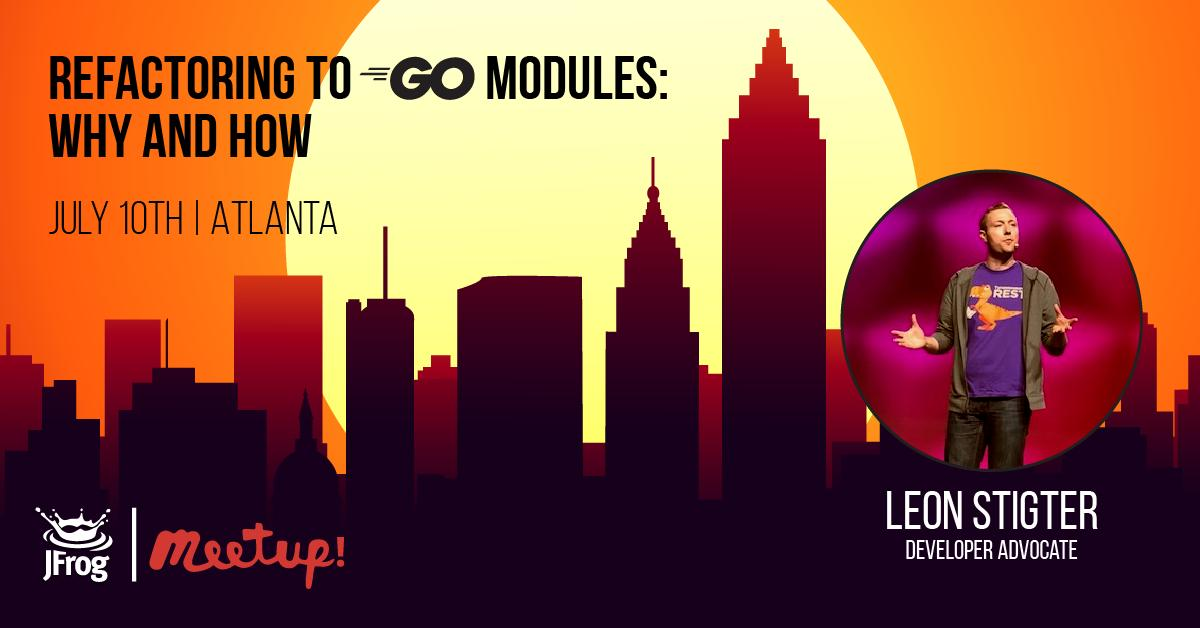 Atlanta Woman Who Go Meetup: Refactoring to Modules