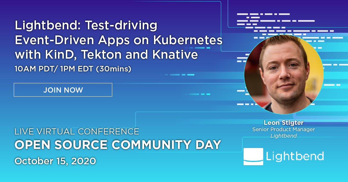 Test-driving Event-Driven Apps on Kubernetes